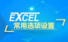 常用的Excel選項設置